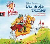 Mika der Wikinger - Das große Turnier, Audio-CD
