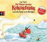 Der kleine Drache Kokosnuss und die Reise zum Nordpol, 1 Audio-CD