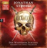 Lockwood & Co. - Der Wispernde Schädel, 2 MP3-CDs