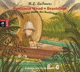 Benjamin Wood - Beastologe, In der Höhle des Basilisken, 1 Audio-CD