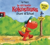 De chli Drache Kokosnuss chunt id Schuel, 1 Audio-CD
