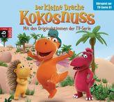 Der Kleine Drache Kokosnuss - Hörspiel zur TV-Serie, 1 Audio-CD. Tl.1