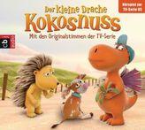 Der Kleine Drache Kokosnuss - Hörspiel zur TV-Serie, 1 Audio-CD. Tl.3