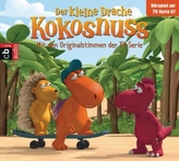 Der kleine Drache Kokosnuss - Hörspiel zur TV-Serie, 1 Audio-CD. Tl.7