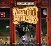 Der Zauberladen von Applecross - Das geheime Erbe, 3 Audio-CDs