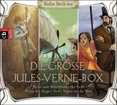 Die große Jules-Verne-Box, 10 Audio-CDs
