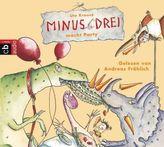 Minus Drei macht Party, 1 Audio-CD