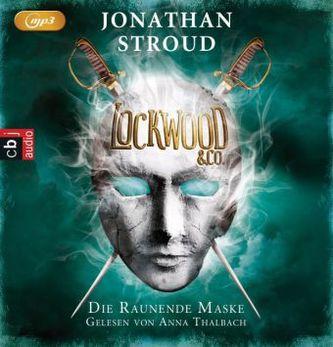Lockwood & Co. - Die Raunende Maske, 2 MP3-CDs