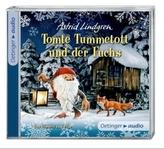 Tomte Tummetott und der Fuchs, Audio-CD