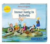 Immer lustig in Bullerbü, 1 Audio-CD