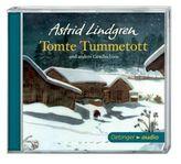 Tomte Tummetott und andere Geschichten, 1 Audio-CD
