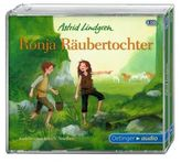 Ronja Räubertochter, 5 Audio-CDs