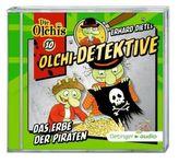 Olchi-Detektive - Das Erbe der Piraten, 1 Audio-CD
