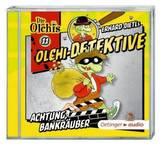 Olchi-Detektive - Achtung, Bankräuber!, Audio-CD