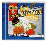 Olchi-Detektive - Ufo in Sicht, 1 Audio-CD