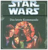 Star Wars Box 3 - Das letzte Kommando, 5 Audio-CDs. Box.3