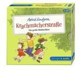 Krachmacherstraße - Die große Hörbuchbox, 3 Audio-CDs