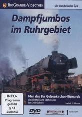 Dampfjumbos im Ruhrgebiet, DVD