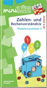 Mathelernwerkstatt 3: Zahlen- und Rechenverständnis