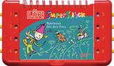 Die kleine Fee Speranza, Kontrollgerät mit Spiralbuchblock