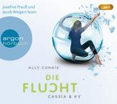Cassia & Ky - Die Flucht, 1 MP3-CD