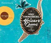 African Queen, 4 Audio-CDs