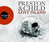 Lost Island - Expedition in den Tod, 6 Audio-CDs
