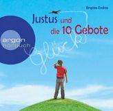Justus und die 10 Gebote, 1 Audio-CD