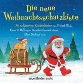 Die neue Weihnachtsschatzkiste, 1 Audio-CD