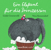Ein Elefant für die Prinzessin, 1 Audio-CD