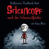 Stichkopf und der Scheusalfinder, 2 Audio-CDs