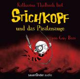 Stichkopf und das Piratenauge, 2 Audio-CDs