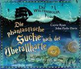 Die Weltensegler - Die phantastische Suche nach der Überallkarte, 6 Audio-CDs