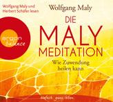 Die Maly-Meditation, 2 Audio-CDs
