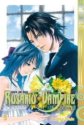 Rosario + Vampire Season II. Bd.5