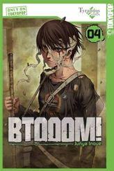 Btooom!. Bd.4