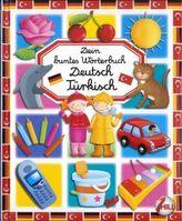 Dein buntes Wörterbuch Deutsch-Türkisch