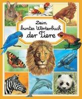 Dein buntes Wörterbuch der Tiere