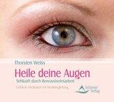 Heile deine Augen, Audio-CD