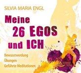 Meine 26 Egos und ich, 1 Audio-CD