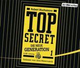 Top Secret, Die neue Generation - Der Clan, 4 Audio-CDs