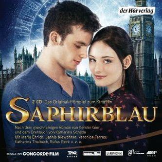 Liebe geht durch alle Zeiten - Saphirblau, 2 Audio-CDs