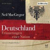 Deutschland, 11 Audio-CDs