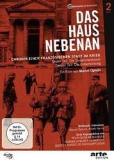 Das Haus nebenan - Chronik einer französischen Stadt im Krieg, 2 DVDs