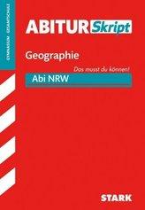 AbiturSkript Geographie, Abi NRW