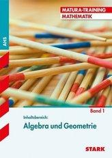 Matura-Training Mathematik. Bd.1