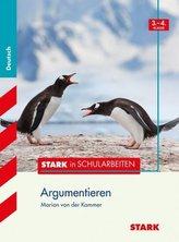 Argumentieren, 3.-4. Klasse Deutsch