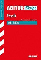 AbiturSkript Physik, Gymnasium/Gesamtschule Nordrhein-Westfalen