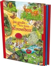 Die große Anne Suess Wimmelbox, 3 Bde.