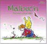 Engelkinder-Malbuch